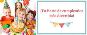 Juego y Amigos - Fiesta cumpleaños