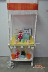 Juegoyamigos - Candy Bar