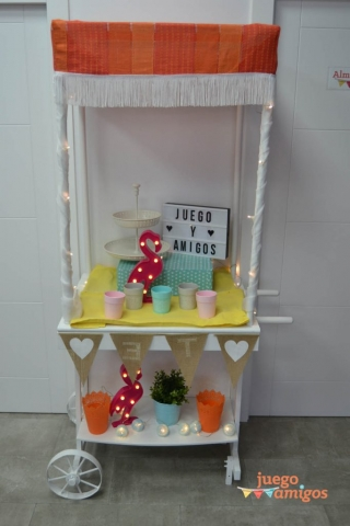 Juegoyamigos - Candy Bar